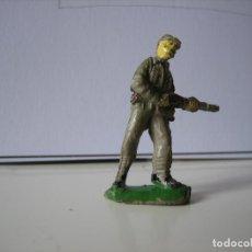 Figuras de Goma y PVC: FIGURAS JECSAN, COMANSI, PECH, LAFREDO, REAMSA, BRITAINS TOY SOLDIERS.. Lote 166635034