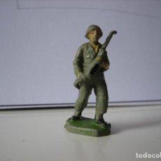 Figuras de Goma y PVC: FIGURAS JECSAN, COMANSI, PECH, LAFREDO, REAMSA, BRITAINS TOY SOLDIERS.. Lote 166635070