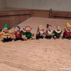 Figuras de Goma y PVC: COMIC SPAIN 7 ENANITOS.. Lote 166732678