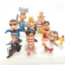 Figuras de Goma y PVC: LOTE DE FIGURAS LOS MONCLIS, STARTOYS, SERIE POLITICOS, GALLEGO REY. Lote 166735734