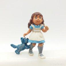 Figuras de Goma y PVC: FIGURA DOROTHY DE EL MAGO DE OZ, DE COMICS SPAIN. Lote 166735834