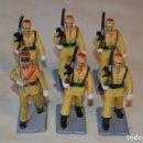 Figuras de Goma y PVC: LOTE DE 6 SOLDADOS REGULARES DE REAMSA - MADE IN SPAIN - REAMSA - VINTAGE - ENVÍO 24H. Lote 166827442