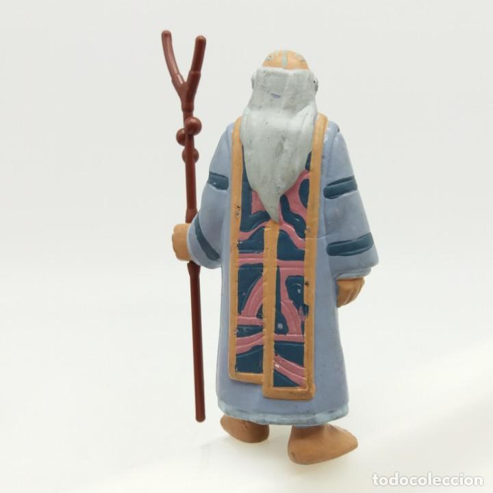 Figuras de Goma y PVC: Difícil Rey Kashekim Nedakh de ATLANTIS, EL IMPERIO PERDIDO, Disney, BULLYLAND - Foto 2 - 166831618