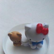 Figuras de Goma y PVC: FIGURA HELLO KITTY. Lote 166895565