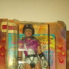 Figuras de Goma y PVC: BEASTRONS AÑO 1986 GUERREROS DEL VOLCAN PRINCESA FREYA COMANSI. Lote 166913200