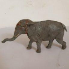 Figuras de Goma y PVC: JECSAN ELEFANTE CIRCO GOMA. Lote 166914260