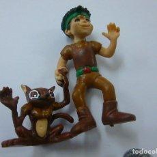 Figuras de Goma y PVC: FIGURA LA CORONA MAGICA COMICS SPAIN.. Lote 166921004