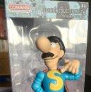 Figuras de Goma y PVC: SUPER LOPEZ COMANSI FIGURA VINILO 18 CM ALTURA SUPERLOPEZ. Lote 166972976
