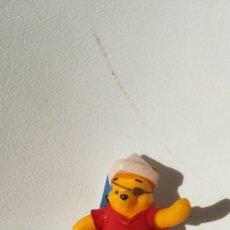 Figuras de Goma y PVC: FIGURA WINNIE THE POOH PIRATA. NUEVA.. Lote 166997360