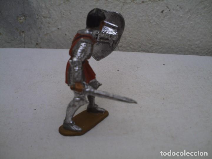 Figuras de Goma y PVC: guerrero medival de starlux - Foto 2 - 167032508