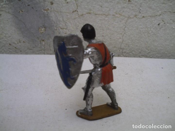 Figuras de Goma y PVC: guerrero medival de starlux - Foto 3 - 167032508