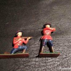 Figuras de Borracha e PVC: POLICIA MONTADA CANADA - STARLUX. Lote 167063780