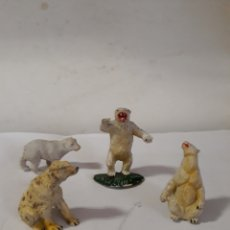 Figuras de Goma y PVC: FIGURAS OSOS PECH,JECSAN ,REAMSA.. Lote 167141764