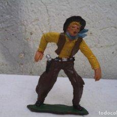 Figuras de Goma y PVC: VAQUERO DE LAFREDO. Lote 167152008