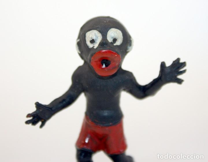 Figuras de Goma y PVC: FIGURA BABALI - TEIXIDO - TBO - EUSTAQUIO MORCILLON Y BABALI - 1958 - MUY BIEN CONSERVADA - EN GOMA - Foto 8 - 167180928