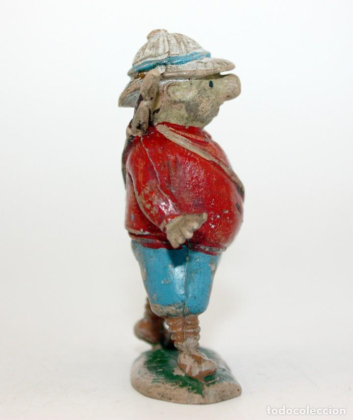Figuras de Goma y PVC: FIGURA EUSTAQUIO MORCILLON - TEIXIDO - TBO - EUSTAQUIO MORCILLON Y BABALI - 1958 - EN GOMA - Foto 6 - 167181116