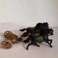 Figuras de Goma y PVC: REAMSA CUADRIGA SERIE BEN HUR MESSALA. Lote 167297920