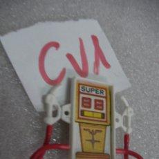 Figuras de Goma y PVC: ANTIGUA GASOLINERA PARA DIORAMA NUEVA. Lote 167316716