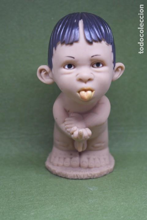ANTIGUO MUÑECO PITI GESTOS BABY DE JOIMY. ( MADE IN SPAIN) AÑOS 80 (Juguetes - Figuras de Goma y Pvc - Otras)