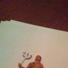 Figuras de Goma y PVC: LOTE DE 3 ROMANOS Y 1 GLADIADOR DE REAMSA,AÑOS 50 MIDEN 9 CENTIM. Lote 167479093