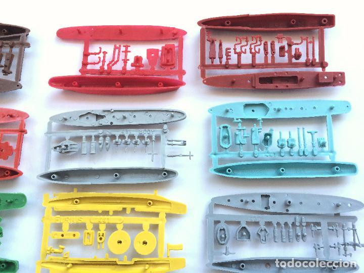 Figuras de Goma y PVC: MONTAPLEX LOTE 12 COLADAS BARCOS BUQUES DE GUERRA - COLECCIÓN COMPLETA - Foto 3 - 182837292