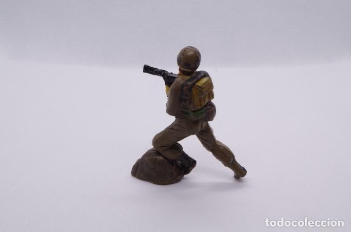 Figuras de Goma y PVC: SOLDADO PECH GOMA - Foto 2 - 167762660
