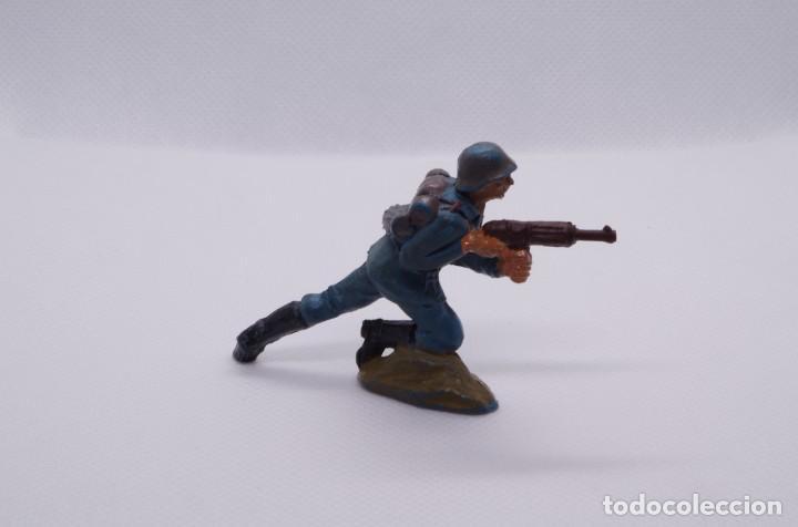 SOLDADO PECH GOMA (Juguetes - Figuras de Goma y Pvc - Pech)