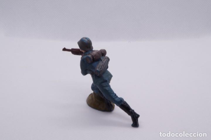 Figuras de Goma y PVC: SOLDADO PECH GOMA - Foto 2 - 167762960