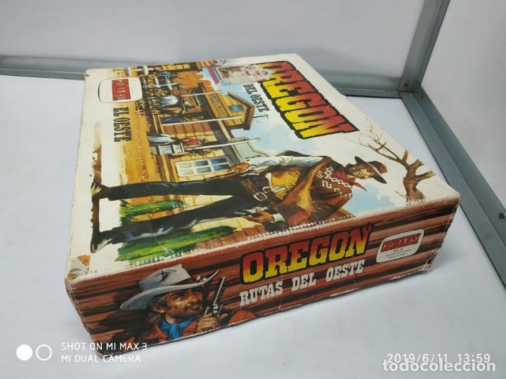 Figuras de Goma y PVC: COMANSI OREGON rutas del oeste en caja vintage fuerte India's vaqueros - Foto 5 - 167887632