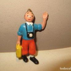 Figuras de Goma y PVC: TINTIN COMICS SPAIN BUEN ESTADO,BARATO. Lote 167996292