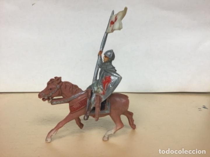 Figuras de Goma y PVC: FIGURA CRUZADO PECH HERMANOS MEDIEVAL HERMANOS PECH ARABES SARRACENOS - Foto 6 - 168008104