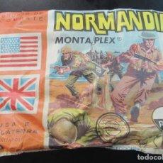 Figuras de Goma y PVC: MONTAPLEX 124 NORMANDIA. Lote 263754160