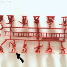 Figuras de Goma y PVC: MONTAPLEX 1 COLADA DE SOLDADOS YUGOSLAVOS DEL SOBRE Nº 144 - OJO!!! SOLDADO DEL GARFIO COMPLETO. Lote 168105709