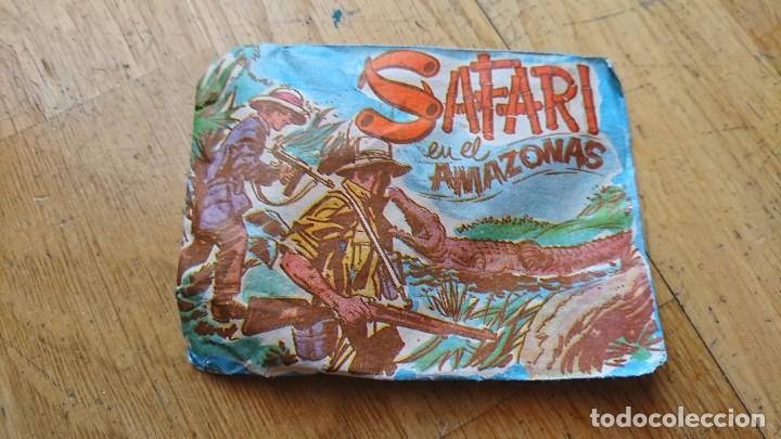 Vendido Tipo Amazo Sobre El Safari Pequeño Montaplex En Venta jA54RL