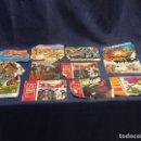 Figuras de Goma y PVC: 12 SOBRES ENVOLTORIOS MONTAPLEX SOLDADOS GRANDES BATALLAS GRUPOS COMBATE GUERRAS VER FOTOS. Lote 168247820