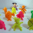 Figuras de Goma y PVC: DRAGON BALL MUÑECOS DE LOS 90 MATUTANO. Lote 168247838