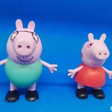 Figuras de Goma y PVC: FIGURAS PVC PEPA PIG COMANSI. Lote 168303001
