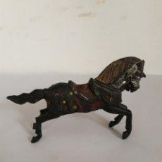 Figuras de Goma y PVC: REAMSA CABALLO TORNEO MEDIEVAL. Lote 168370582