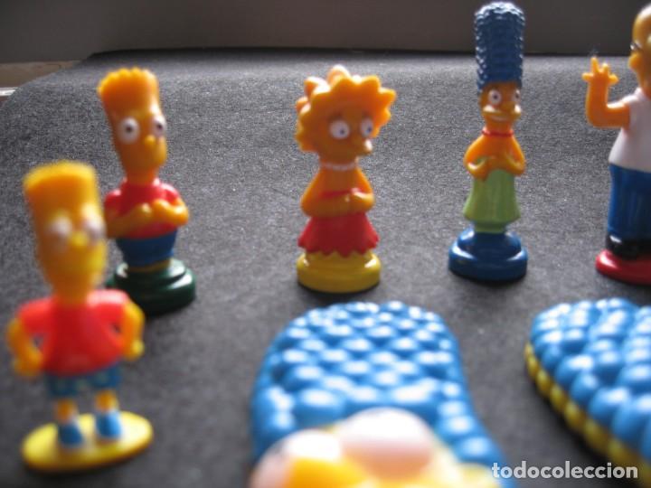 Figuras de Goma y PVC: QUINCE FIGURAS DE LOS PERSONAJES DE LOS SIPSOM - Foto 4 - 168386912