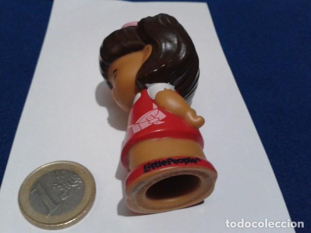 Figuras de Goma y PVC: FIGURA MATTEL ( LITTLE PEOPLE ) - Foto 4 - 168418140