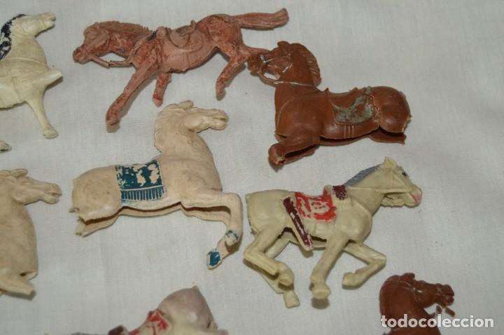Figuras de Goma y PVC: Figuras variadas PLÁSTICO/PVC - COMANSI, OLIVER, PUIG, PECH, JECSAN... Años 50/60 ¡Mira fotos/detall - Foto 3 - 168444676