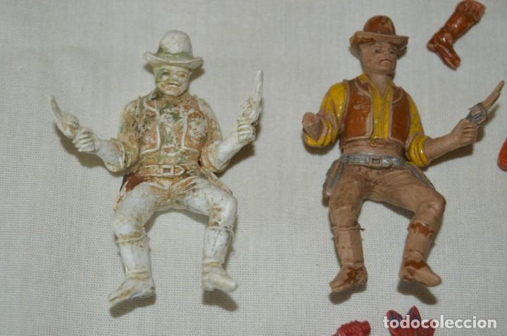 Figuras de Goma y PVC: Figuras variadas PLÁSTICO/PVC - COMANSI, OLIVER, PUIG, PECH, JECSAN... Años 50/60 ¡Mira fotos/detall - Foto 8 - 168444676