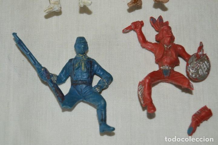 Figuras de Goma y PVC: Figuras variadas PLÁSTICO/PVC - COMANSI, OLIVER, PUIG, PECH, JECSAN... Años 50/60 ¡Mira fotos/detall - Foto 9 - 168444676