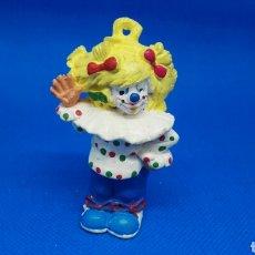 Figuras de Goma y PVC: FIGURA PVC PAYASO PROMOCIONAL. Lote 168558084