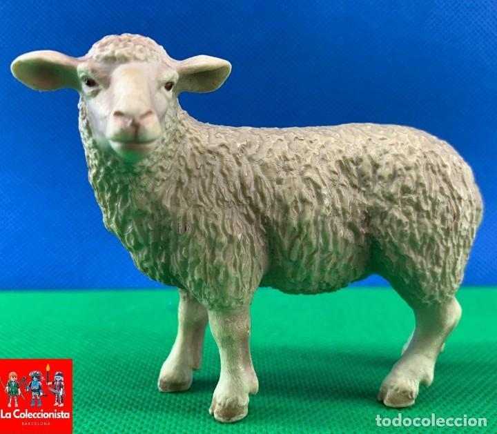 New Schleich Sheep Standing 13283 Animal Figurine