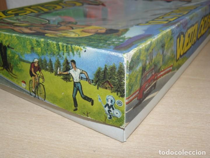 Figuras de Goma y PVC: Caja Vuelta Ciclista Mariano Sotorres FIRMADA por Roberto HERAS y Manolo SAIZ en el 2006 Tour Giro - Foto 4 - 168609500
