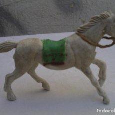 Figuras de Goma y PVC: CABALLO INDIO DE JECSAN. Lote 168622096