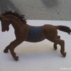 Figuras de Goma y PVC: CABALLO INDIO DE JECSAN. Lote 168622232