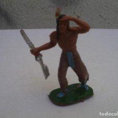 Figuras de Goma y PVC: INDIO DE JECSAN. Lote 168622536