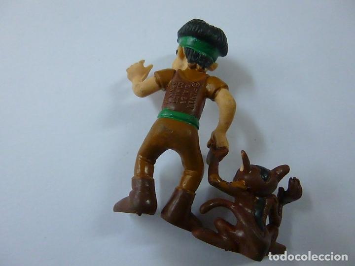 Figuras de Goma y PVC: FIGURA LA CORONA MAGICA COMICS SPAIN. - Foto 2 - 168645109